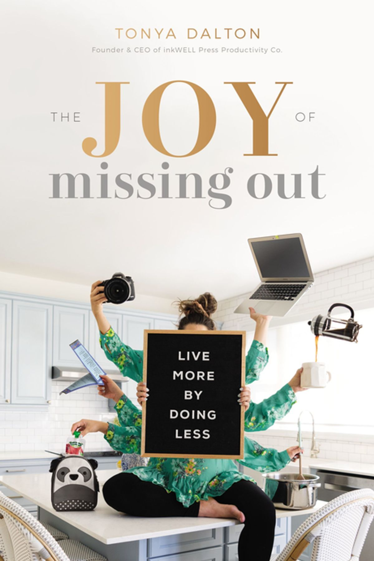 [PDF] The Joy of Missing Out Live More by Doing Less by