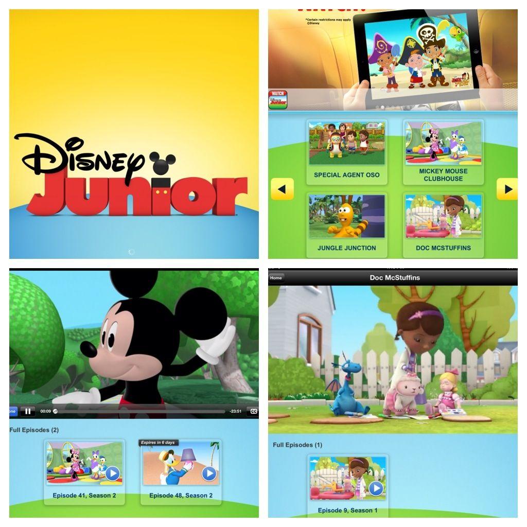 Disney Junior Apps Must Have For Toddler Parents