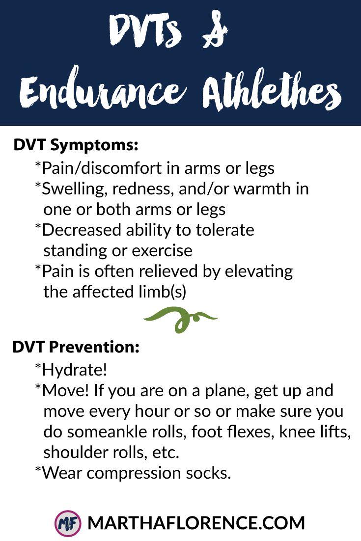 Dvts And Endurance Athletes The Renegade Nurse Practitioner Endurance Dvt Symptoms Emergency Department