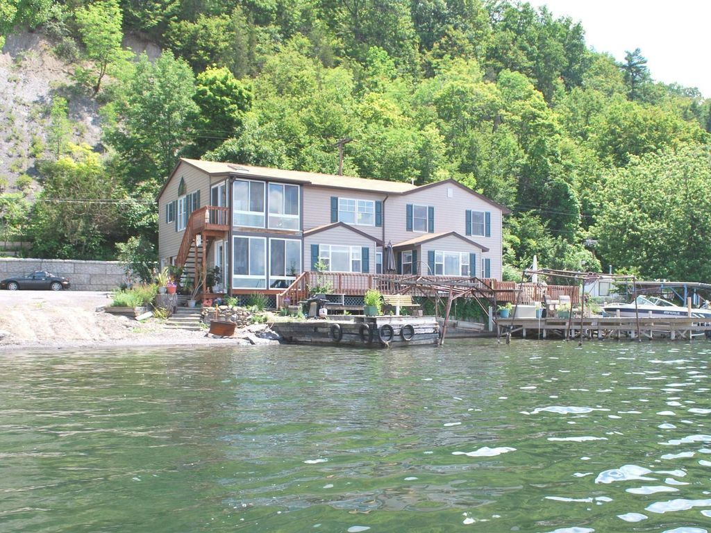 How to Enjoy a Lake House Vacation images