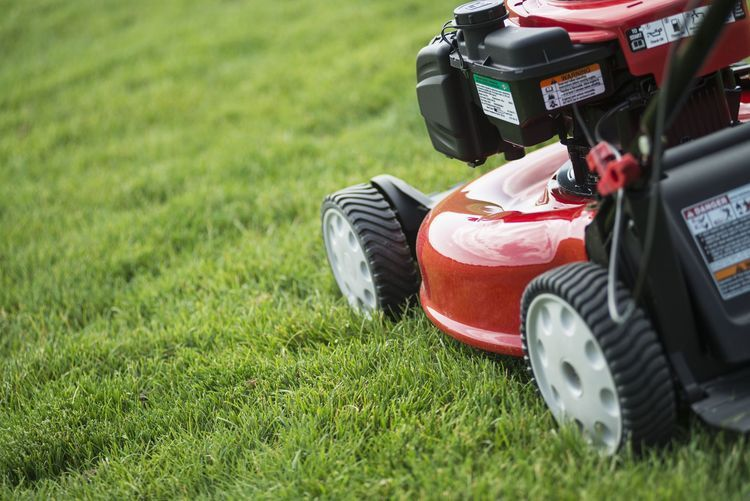 Lawn Mower Maintenance Schedule is part of lawn Maintenance Home - Maintenance schedule for new lawn mowers, including when to change oil on a lawn mower and when to perform scheduled maintenance checks