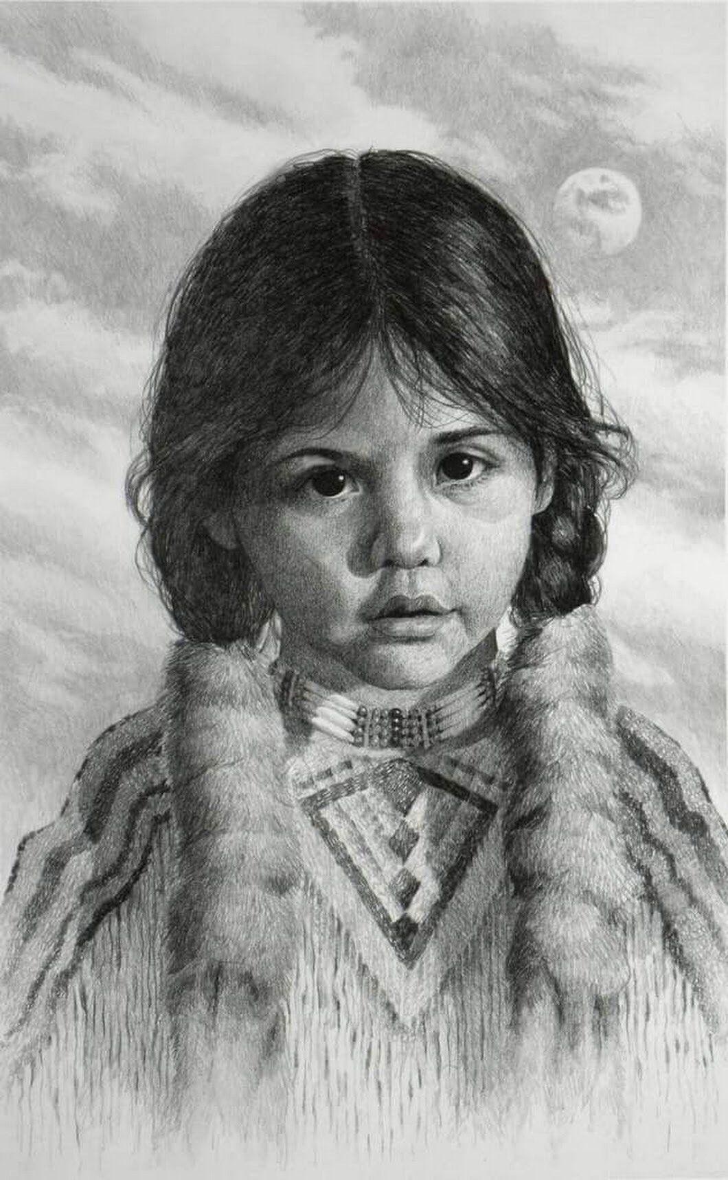 Https Www Amazon Com Photos Share Sxc1ip4xavnzn9fhilwuhgvvzden38s9ssdjwh1b3h9 American Indian Art Sketch Painting Native American Indians
