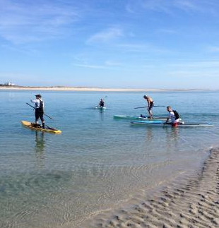 10 tips for Stand Up Paddle Surfing for the first time.