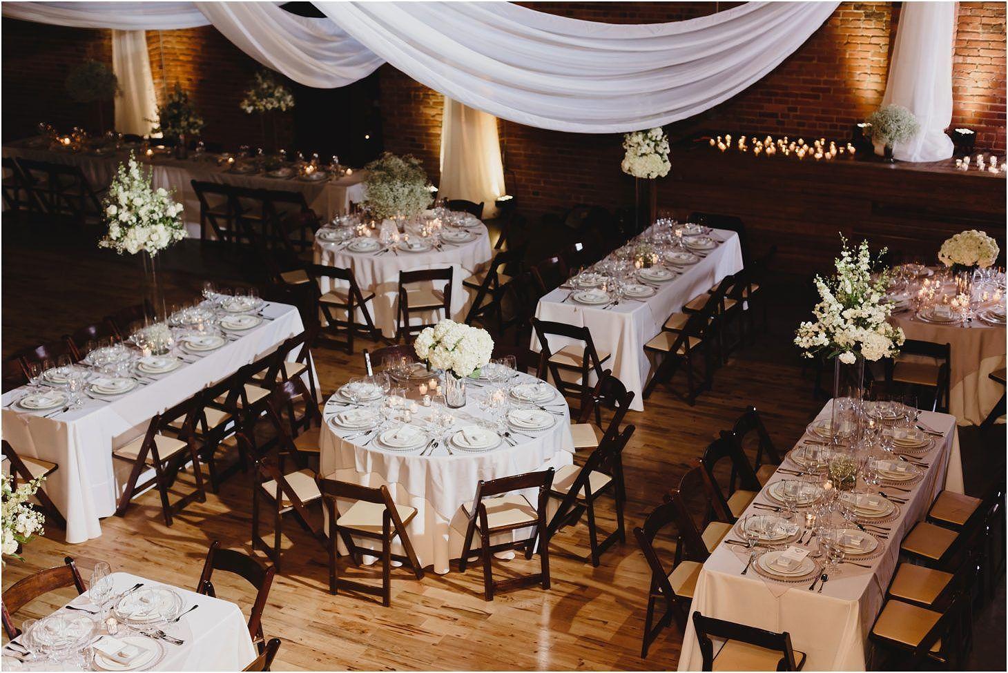 The Standard Wedding Reception Tables Centerpieces Wedding