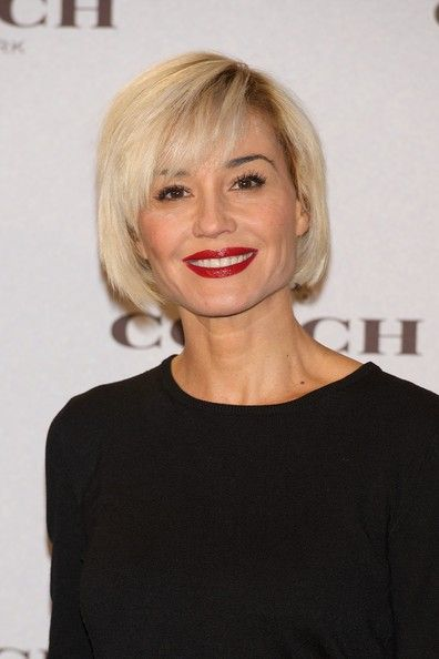 More Pics of Juncal Rivero Bob | Bobs, Short hairstyle and Hair style