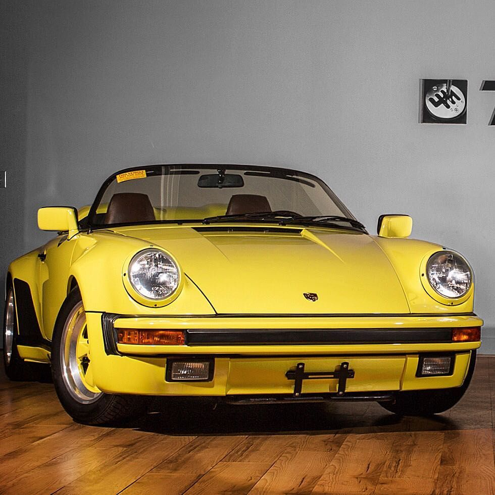Top Porsche Cars: In Our Private Collection, Rare 1 Of 1 Ever Made 1989