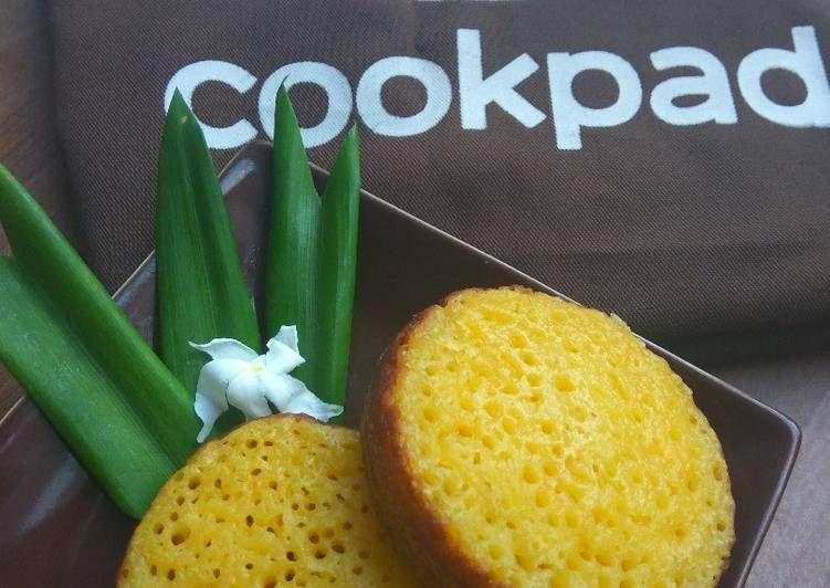 Resep Bika Ambon Ekonomis 2 Telur Lembut Kenyal Bersarang Oleh Dewi Ratna Resep Makanan Resep Makanan Resep
