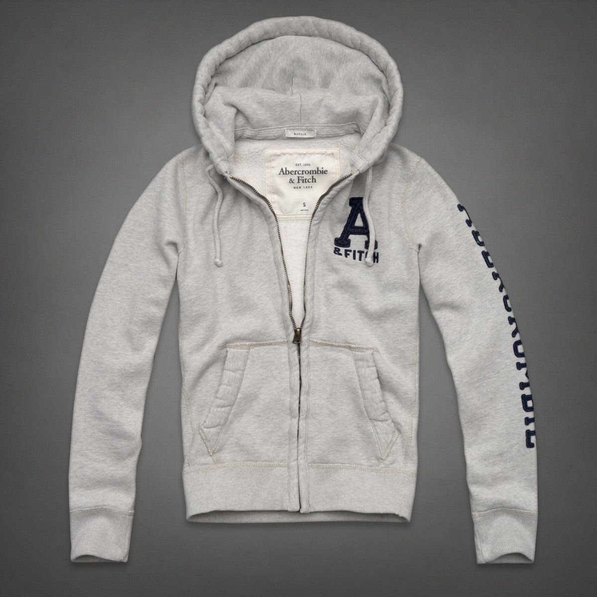 abercrombie & fitch mens hoodies clearance