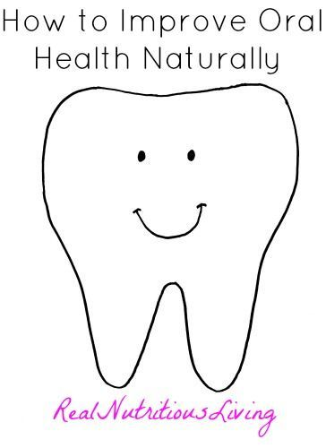 oral health improve