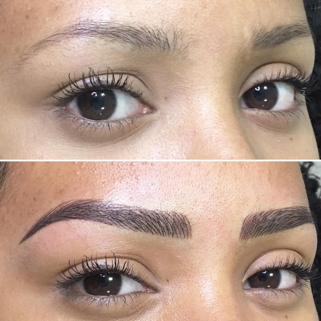 Micro Shading C Est Une Vrai Transformation Perfect Eyebrows