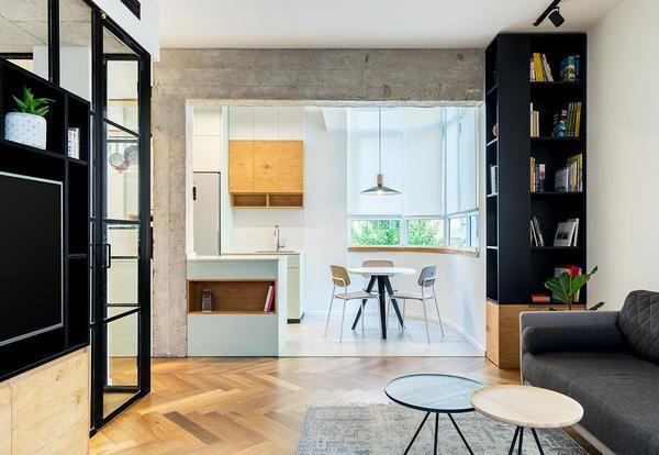 Case Moderne Di Design : Idee e ispirazioni da case di design con splendide cucine open space