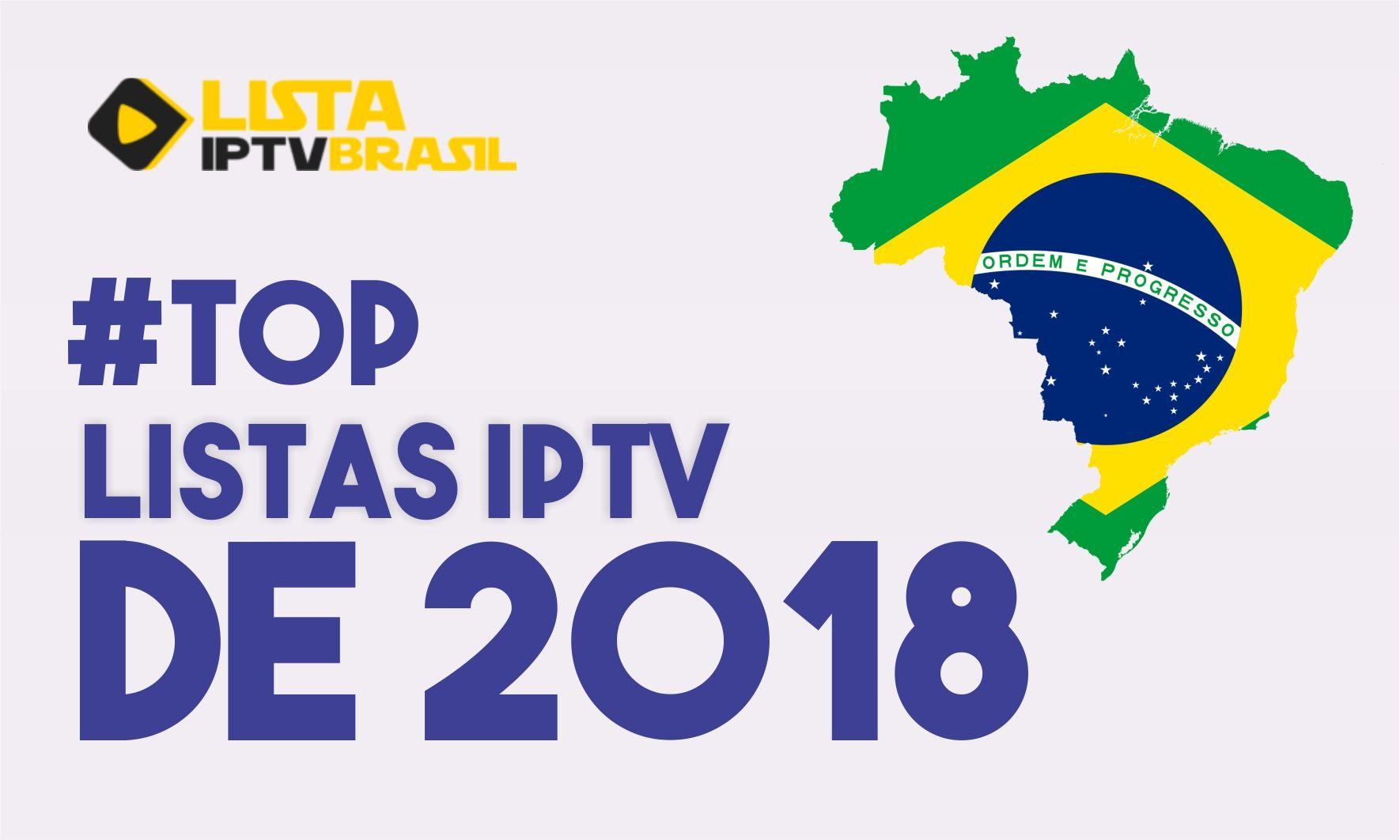 c44ac6161 Top Listas IPTV 2018 Gratuitas Atualizadas