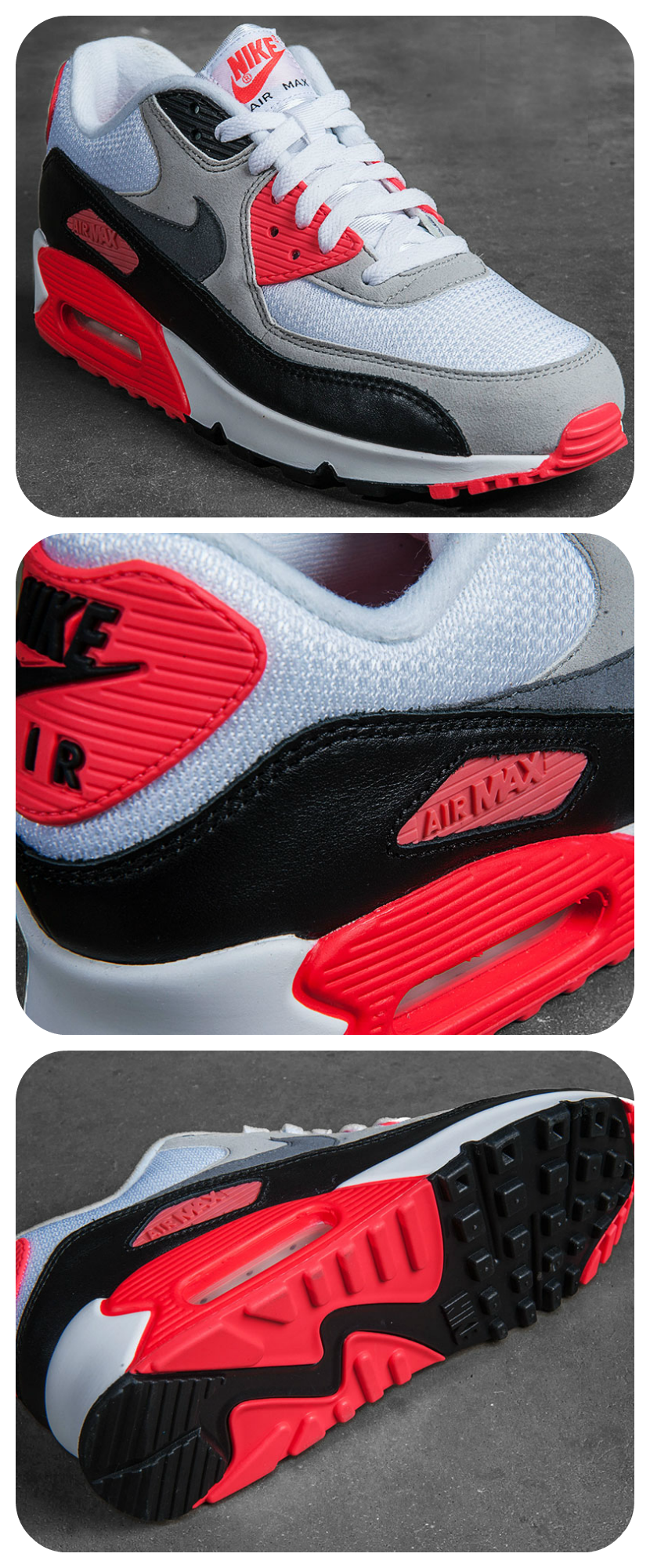 official photos 9634e c64a6 Pin by mandy on Nike Air Max 90 OG Shoes   Pinterest