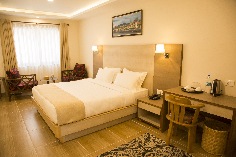 Standard Room Cozy 225 sq ft, bedroom fully furnished