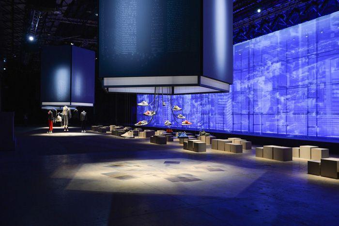 Z-Zegna Pitti Uomo 2014   Architetti associati Migliore + Servetto Milano – exhibition, interior design, grafica e architettura