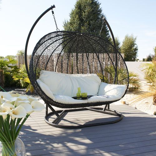 Loveseat Hanging Chair