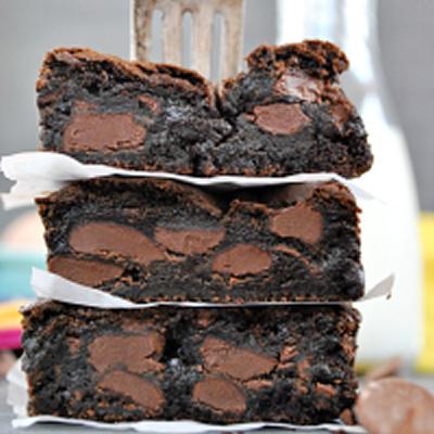 Cake Cookies Fudgey Chocolate Chunk