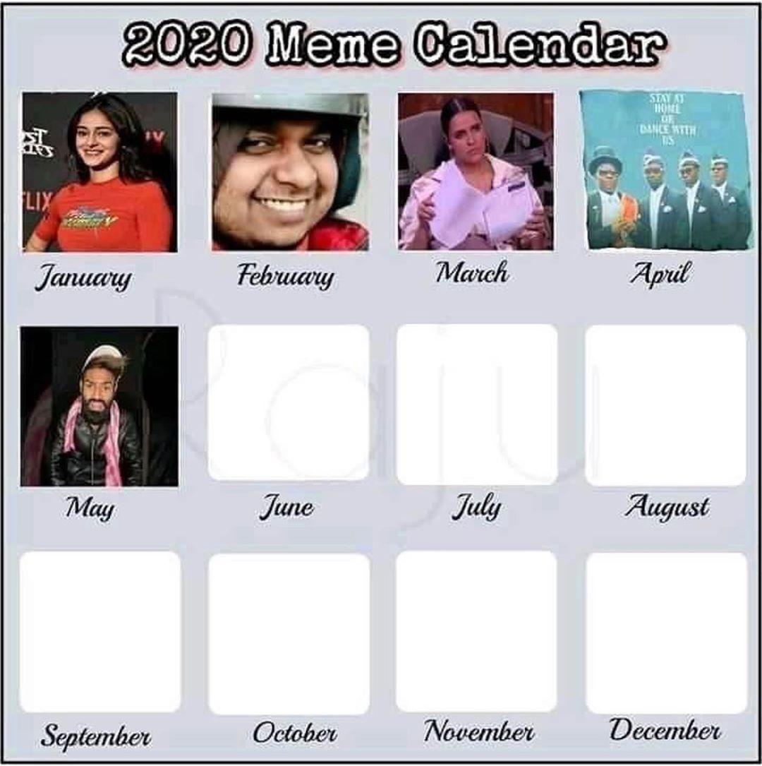 Just a meme calendar memes humor funny funnymemes