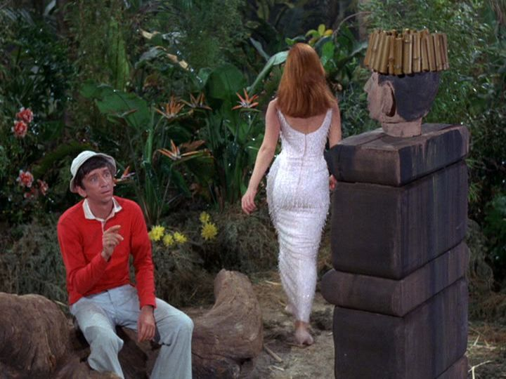 Turns out? Gilligan s island sexy girls share your