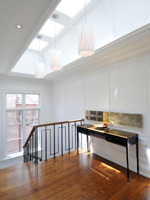 Modern Guard House Design: Fabulous Mid Century Modern Staircase Designs