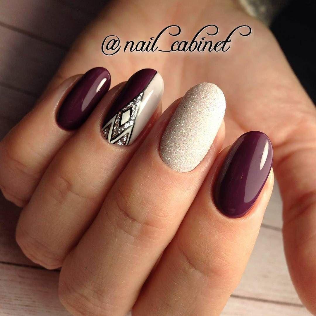 Pin by Daniela Rivera on Nails | Pinterest | Manicure, Manicure ...
