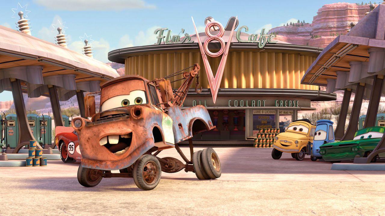 Cars Toons: Mater's Tall Tales   kids movies   Tall tales