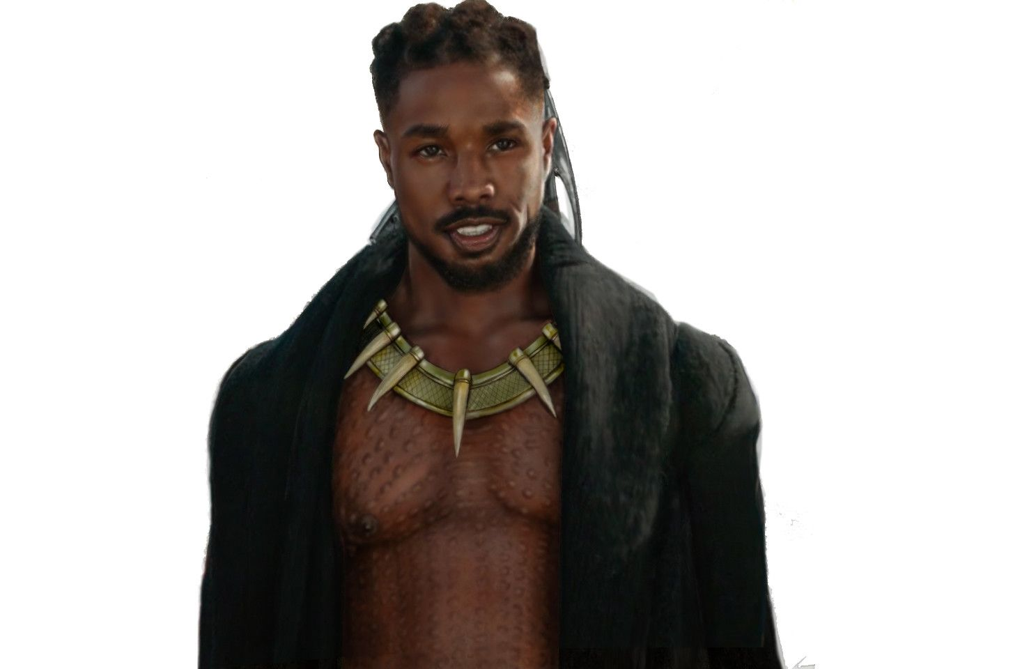 mcu killmonger art black panther pinterest black panther panther and black panther comic. Black Bedroom Furniture Sets. Home Design Ideas