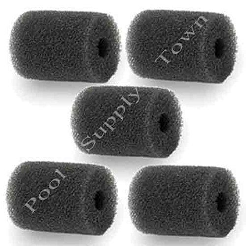 3 Pack Polaris 180 280 360 380 Pool Cleaner Sweep Hose Tail Scrubber 9-100-3105