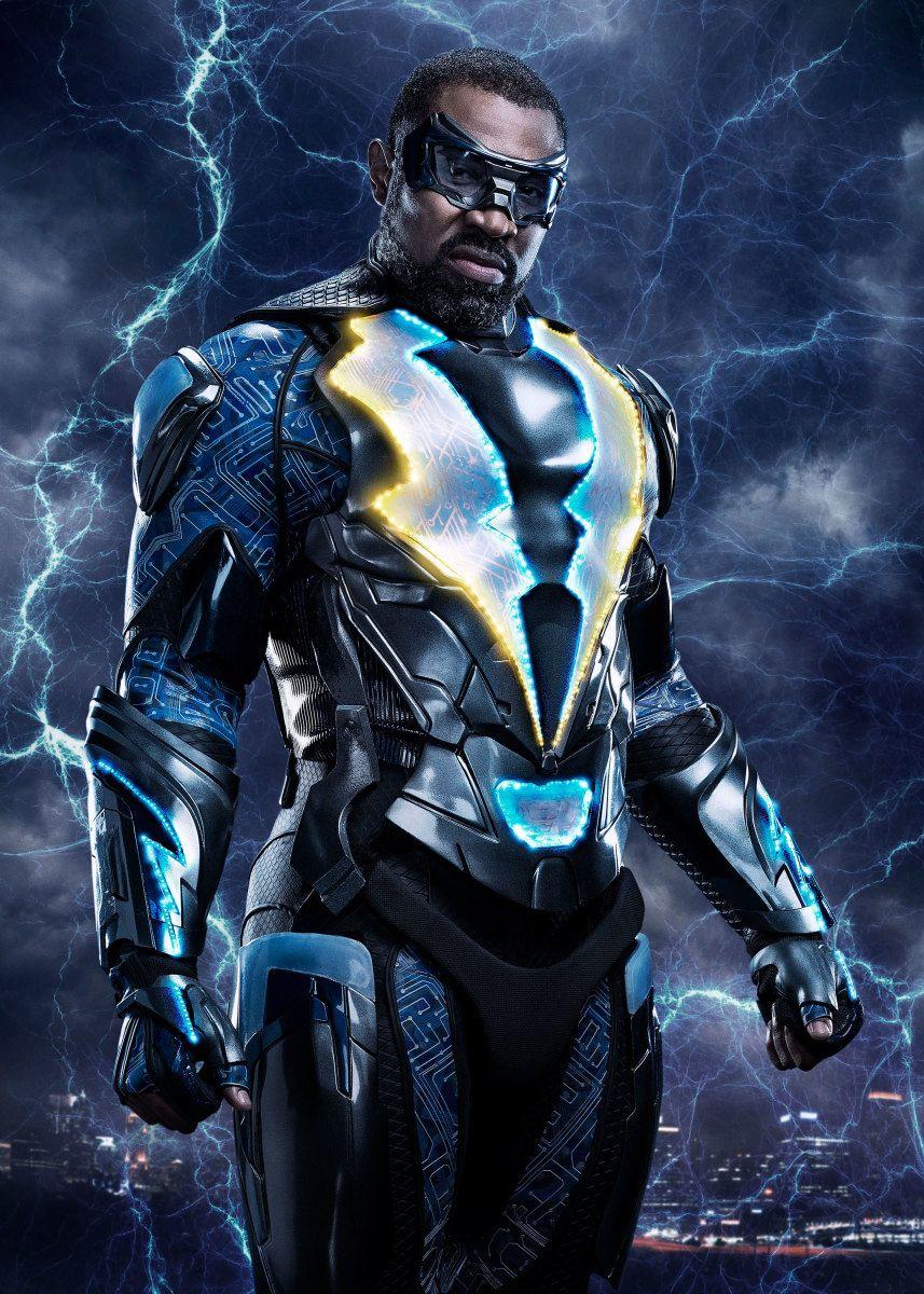 Black Lightning Season 1 Cw Releases New Promo Images Black Lightning Tv Show Black Lightning Black Comics
