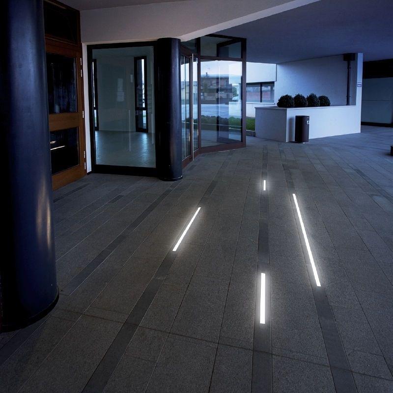 Recessed Floor Light Fixture Led