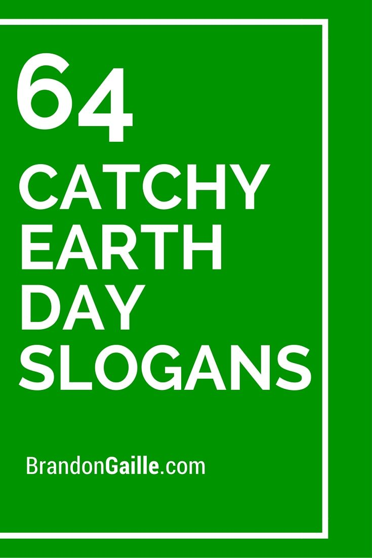 catchy landscaping slogans