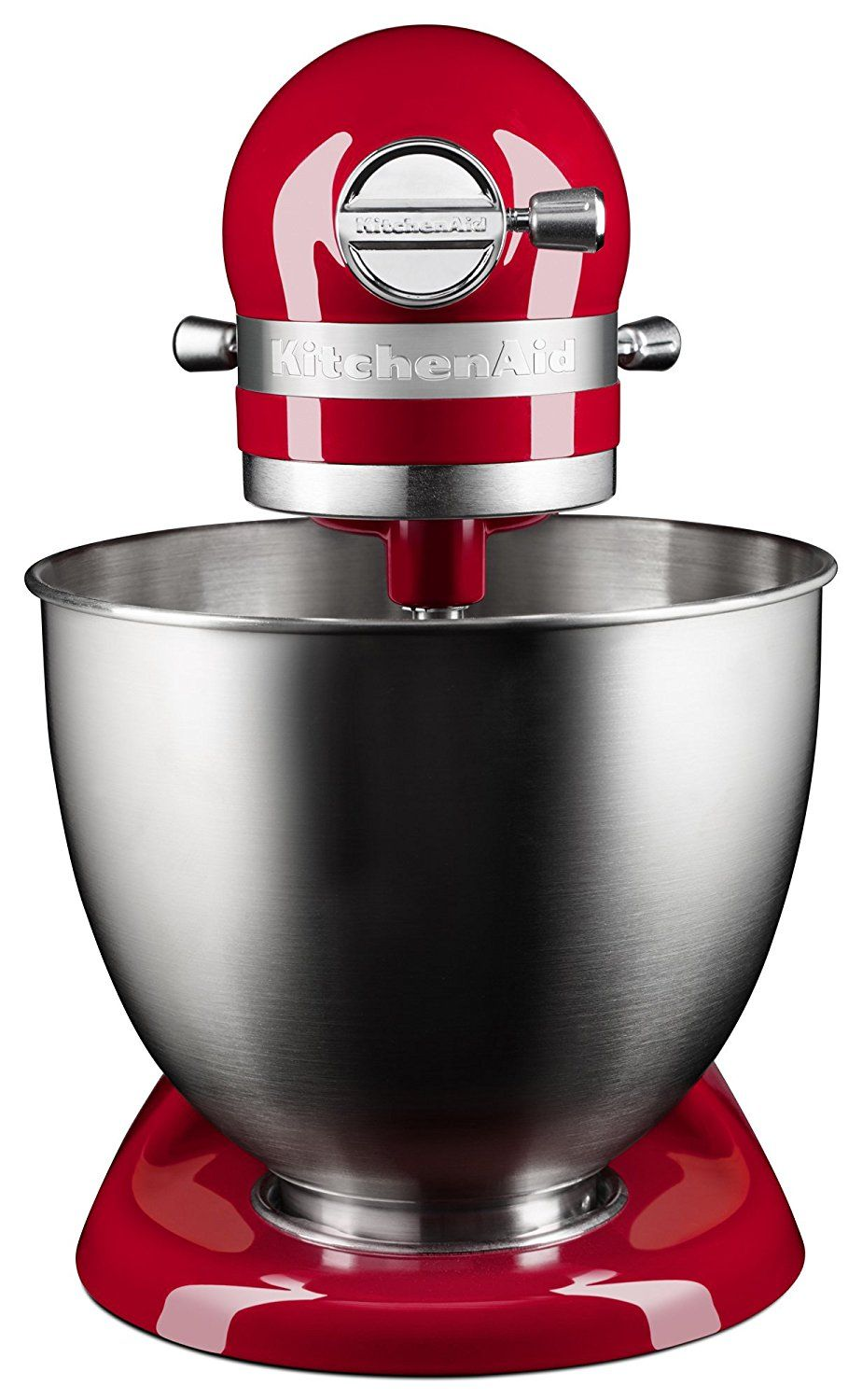 Kitchenaid Attachments Uses Even Though This Empire Red Artisan Mini Mixer Is The Smallest