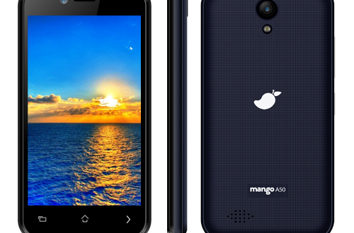 Mango A50 Android 6 0 Official Stock Firmware | Firmware Files