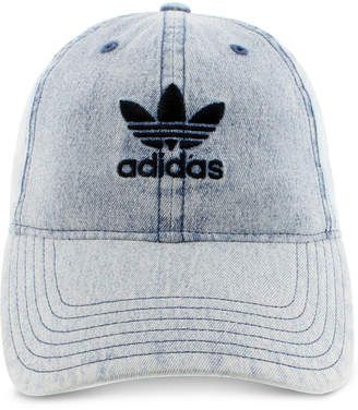 adidas Women s Originals Cotton Relaxed Washed Strap-Back Hat Sold Out at  Macy s ec7ae19fda5f