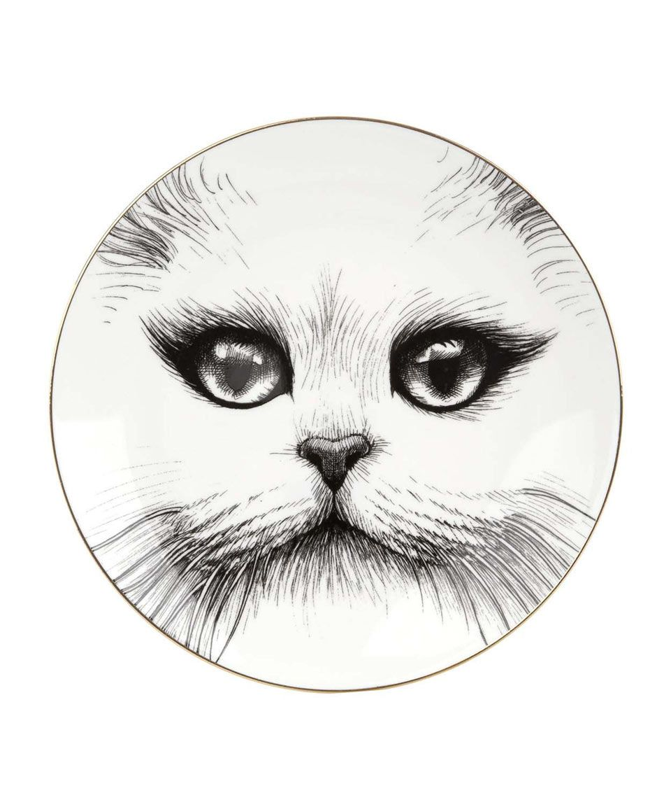 Cheshire Cat Perfect Plate, Rory Dobner. Shop more from the Rory Dobner collection at Liberty.co.uk