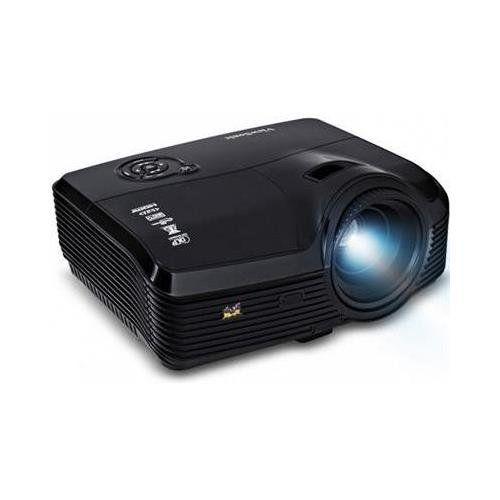 Viewsonic PJD7333 DLP Projector, 4:3, 1024x768, XGA, 15000:1, 4000 lm, VGA/USB, Speaker, Ethernet. Viewsonic PJD7333 DLP Projector, 4:3, 1024x768, XGA, 15000:1, 4000 lm, VGA/USB, Speaker, Ethernet.