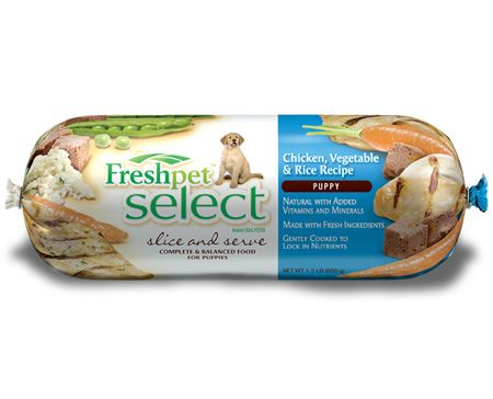 Freshpet Select Slice And Serve Rolls Dog Food Recipes Dog