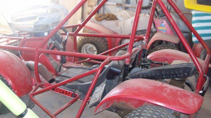 Honda Odyssey ATV FL250 For Sale in El Paso, TX | Honda ...