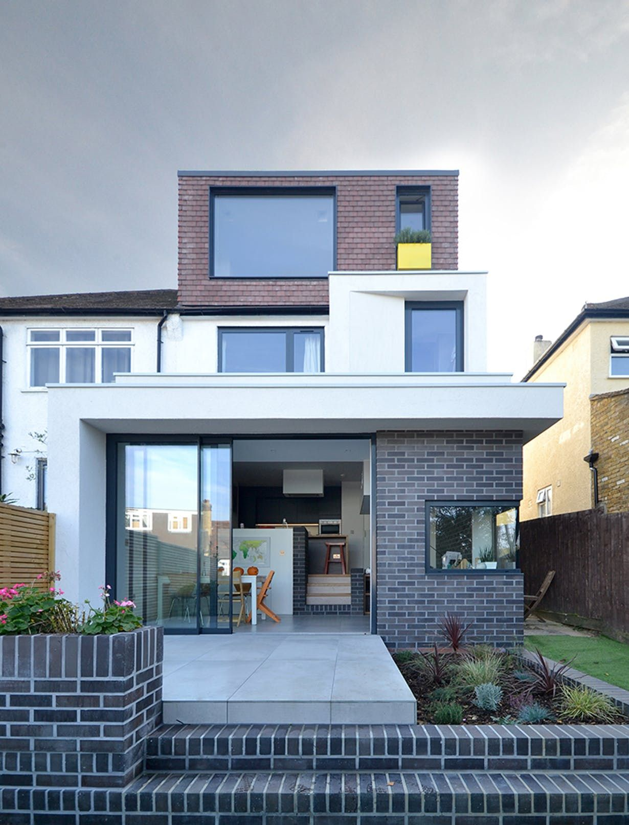Broxholm Road Selencky Parsons Archinect House Extension Design House Extension Plans House Designs Ireland