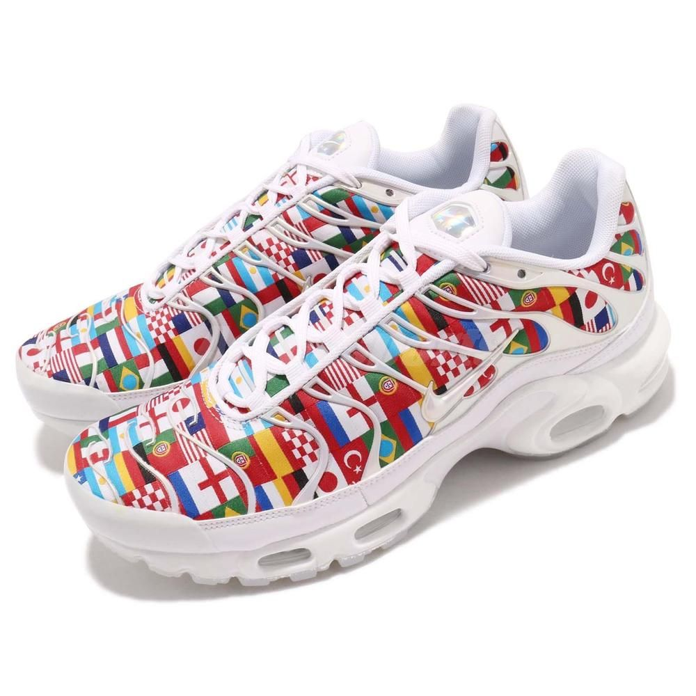 huge discount a7ad4 ccfc5 Details about Nike Air Max Plus NIC FIFA World Cup ...