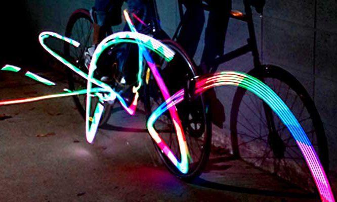 Bike Lights Bike Lights Bike Wheel Bike
