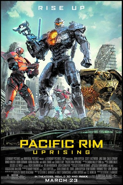 Pacific Rim: Uprising (2018) Bluray Subtitle Indonesia