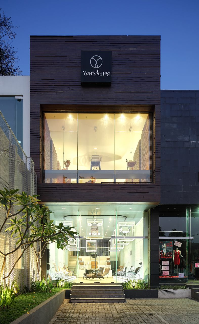 Jewellery Showroom Front Elevation : Showroom elevations google search projects to try