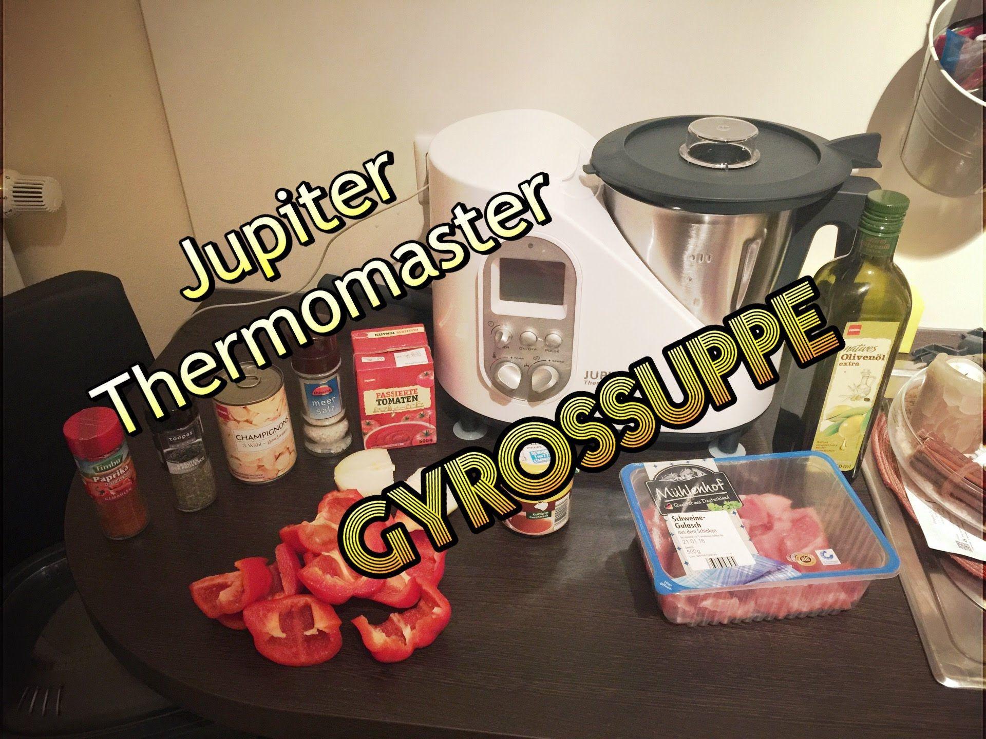 Jupiter Küchenmaschine Rezepte 2021