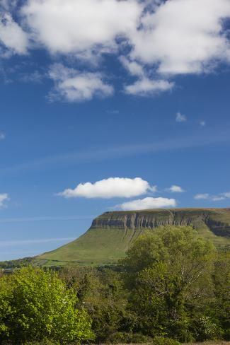 Premium Photographic Print Ireland County Sligo Drumcliff