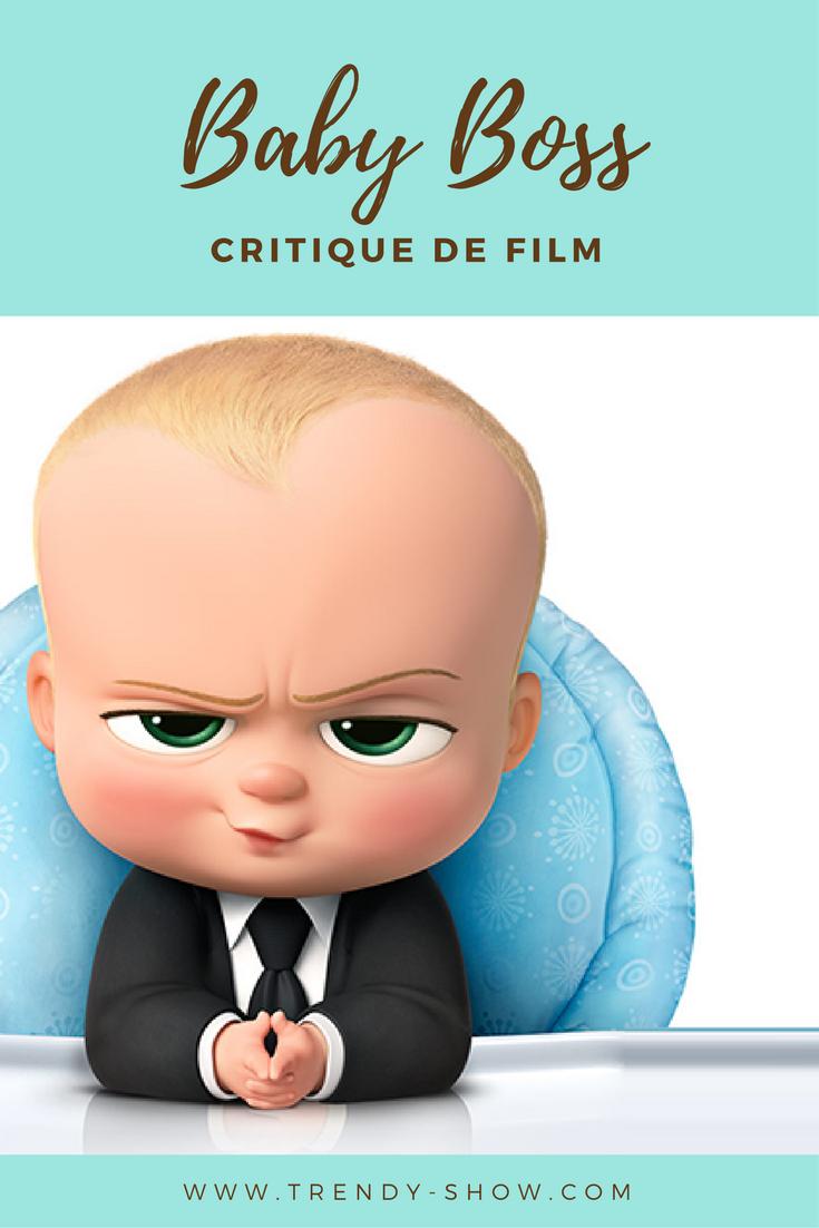 Critique de film Baby Boss Film en salle, Films