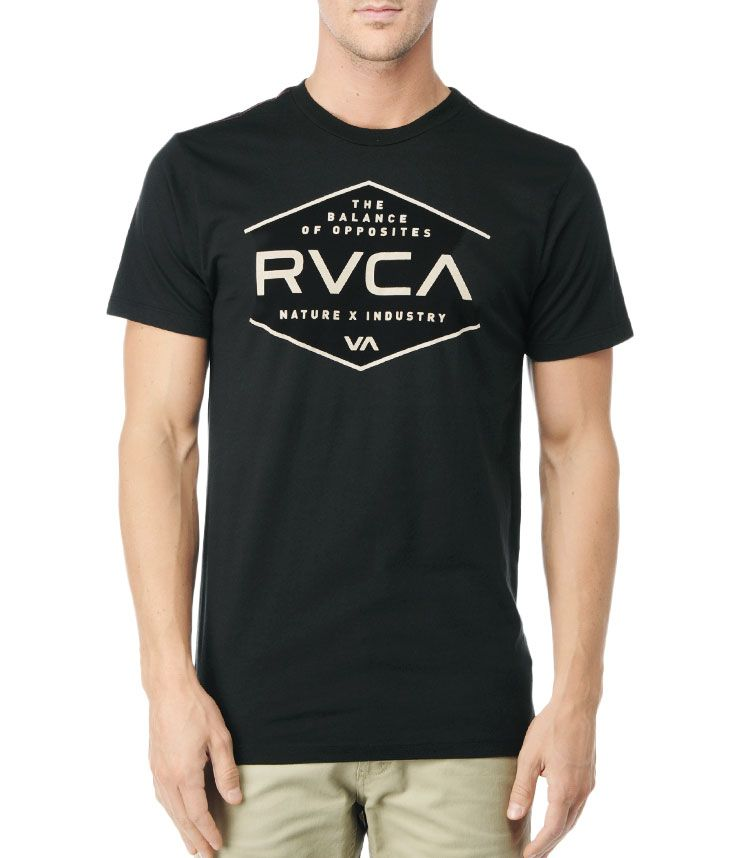 c55be751 NATURE x INDUSTRY RVCA Mens : Tees / Tanks - Rvca Pure $27 | Wear ...