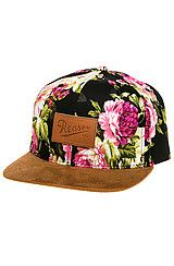 ff4d1feb4a3 Reason  The Roses Floral Snapback Hat in Multi