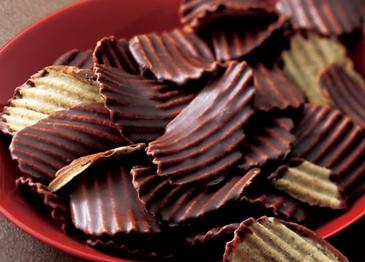 ポテトチップチョコレート royce'