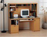 Computer Desk And Hutch   Ou0027Sullivan Office Furniture   10743 . $309.00.  This